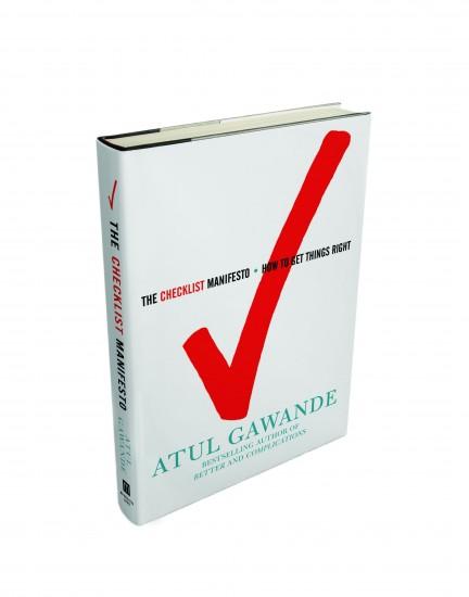 Recenzja: Checklist Manifesto